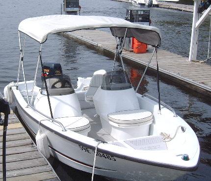 Beaumaris Marina Boat Rentals